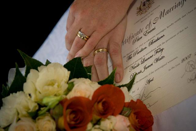 Come prepararsi al matrimonio in chiesa